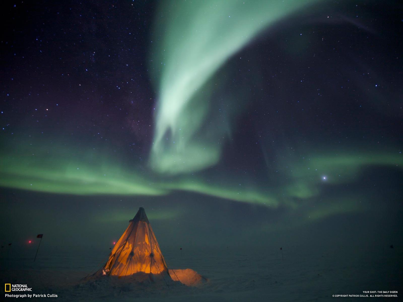 Adam's Amazing Book: Aurora Borealis
