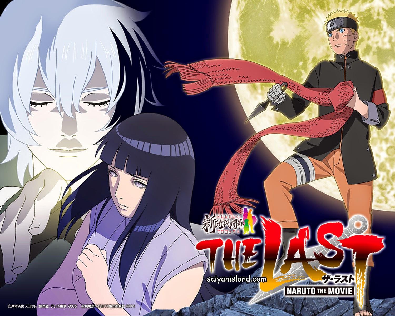 Naruto Shippuuden Filme 7 – The Last