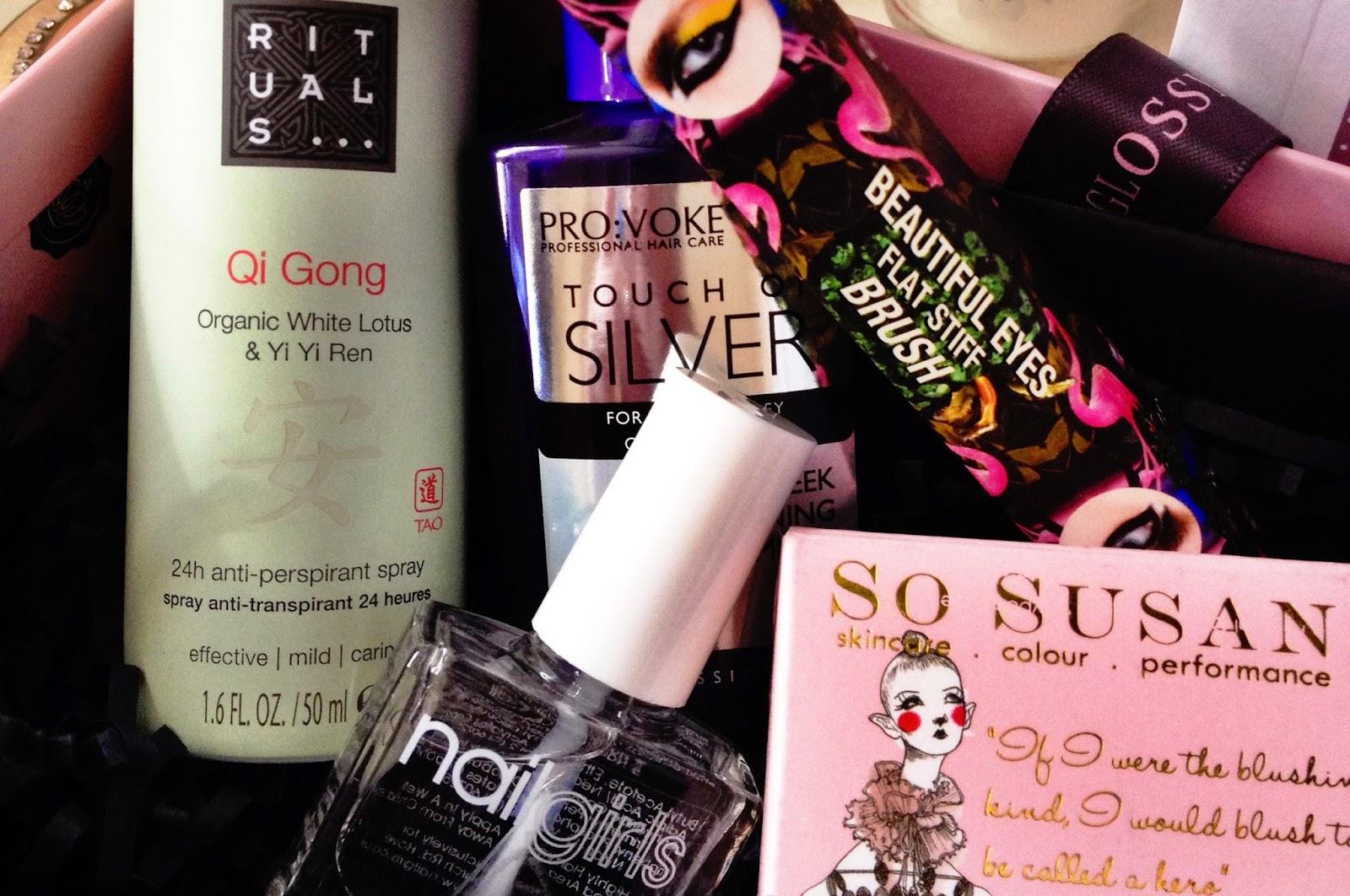 glossybox, beauty box, beauty blog, glossybox review