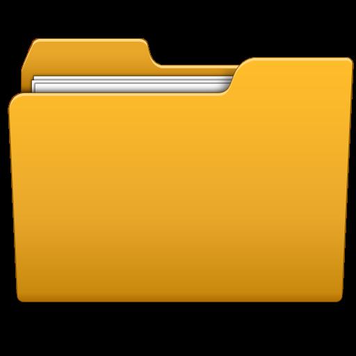 Free Folder Icon PSD
