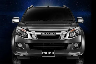 2012 Isuzu D Max