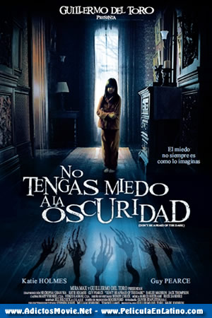 No tengas miedo a la oscuridad | Don't Be Afraid of the Dark DVDRip 1 Link 2011