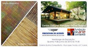 CENTRO CULTURAL PASCHOL CARLOS MAGNO,   09 Junho a 07 Julho de 2010