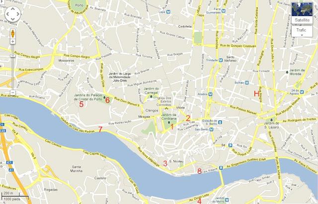 Une semaine pour visiter lisbonne et porto octobre 2012 - Office de tourisme lisbonne ...