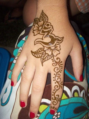 henna tattoos beginners and easy