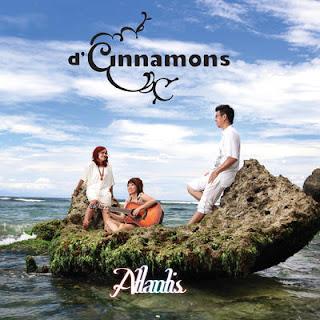 d'cinnamons - Atlantis