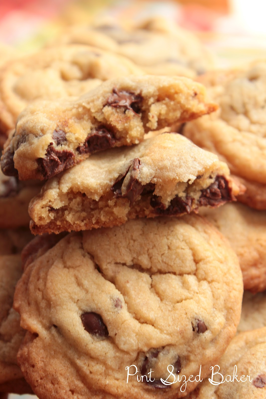 Squishy Chocolate Chip Cookies : Soft And Chewy Chocolate Chip Cookies Recipe ? Dishmaps