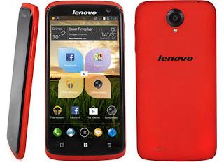 Lenovo S820 Merah