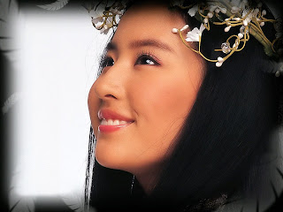 Crystal Liu Yi Fei (劉亦菲) Wallpaper HD 35