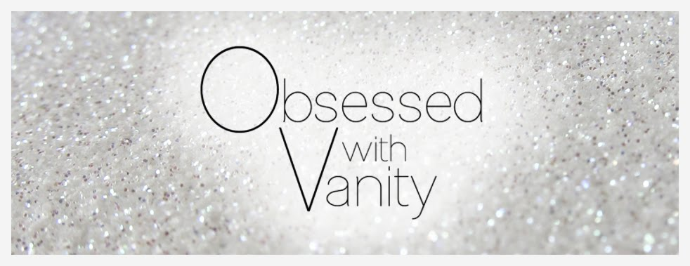 Obsessed with vanity