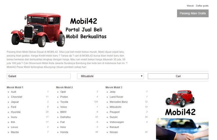 Mencari Informasi Harga Mobil Bekas & Baru Jakarta Hari Ini jualmobilbekas.hol.es