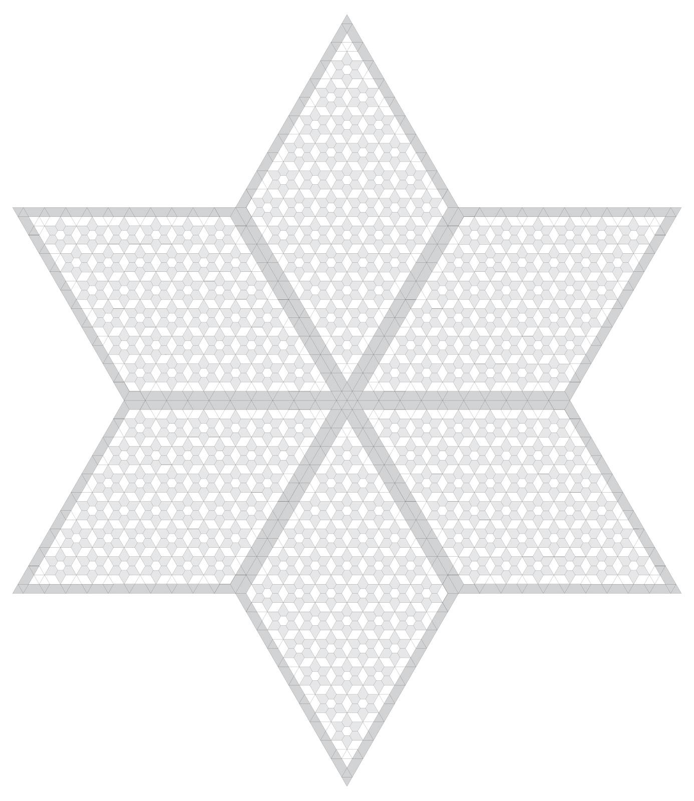 I Am Luna Sol: Free Quilt Pattern: Diamond Jewel Star Quilt