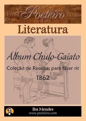 Album Chulo-Gaiato - Coleção de receitas para fazer rir - PDF GRATIS