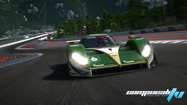 Raceroom Racing Experience Teaser PC Full Descargar 2012