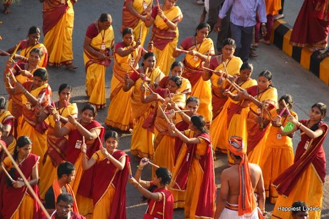 Udupi Paryaya 2016-18 Pura Pravesha Pejawara Swami 5