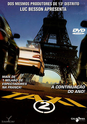 Taxi.2 Taxi 2 DVDRip AVI + RMVB Dublado