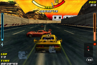 DOWNLOAD GAME HD ANDROID RAGING THUNDER 2 V.1.08 + APK