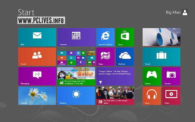 Windows 8 Cracked with activator
