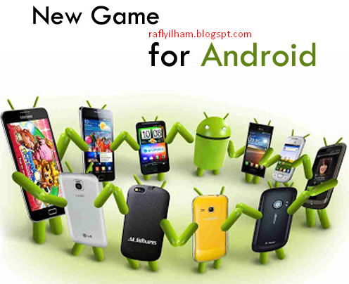 5 Game Android Terbaru 2014 Bulan Februari