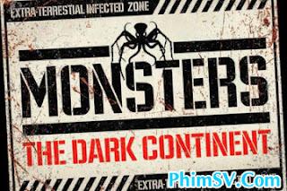Quái Vật 2: Lục Địa Đen - Monsters 2: Dark Continent