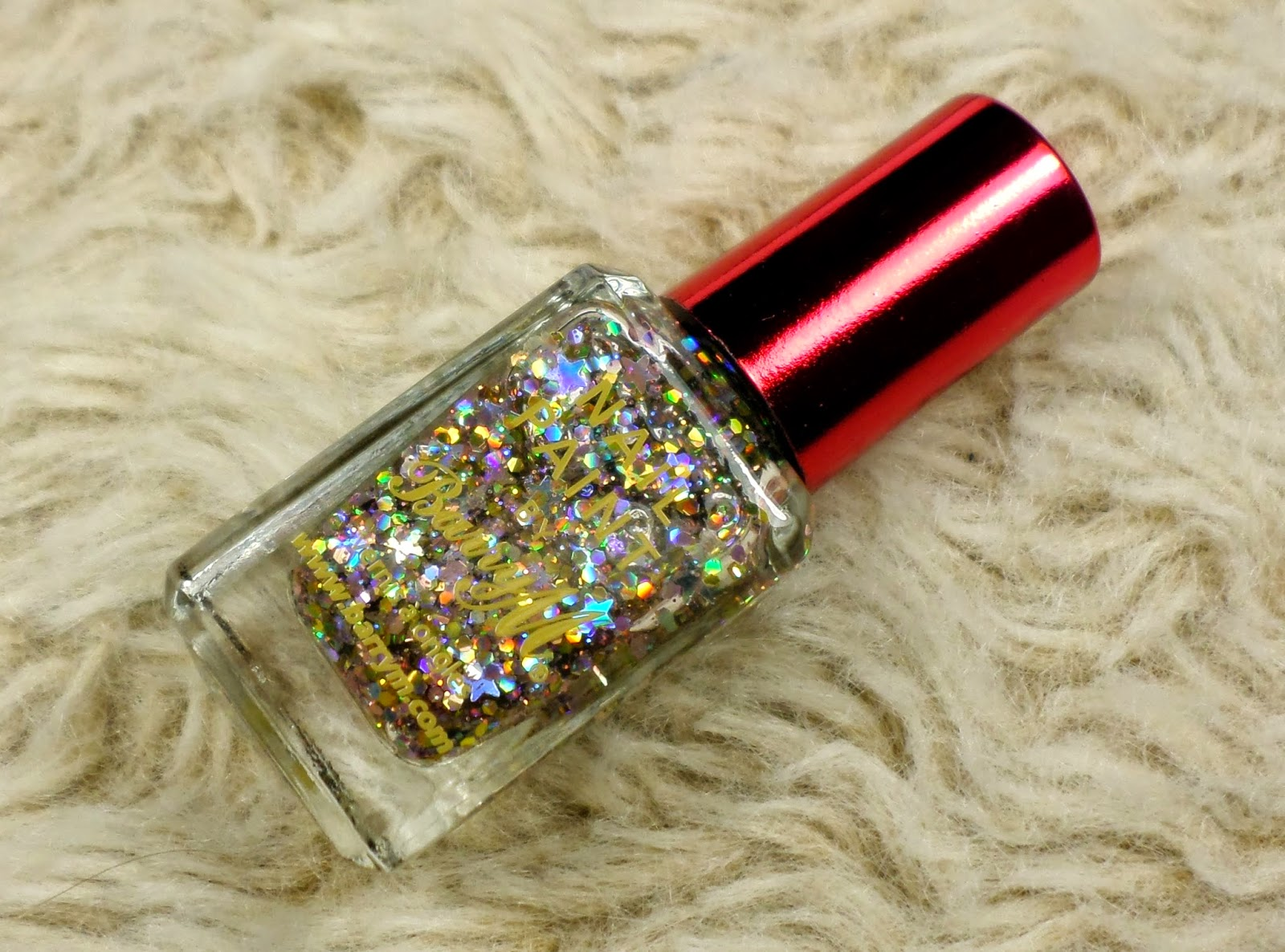 Barry M Nail Paint in Starlight