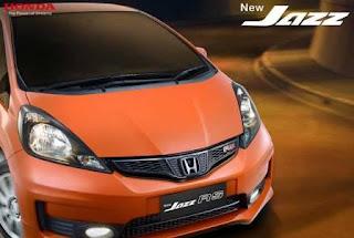 Harga Mobil Honda Jazz