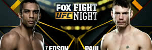 UFC: Vídeo da luta - Edson Barboza x Paul Felder