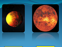 Adakah Air Di Planet Markurius dan Venus ?
