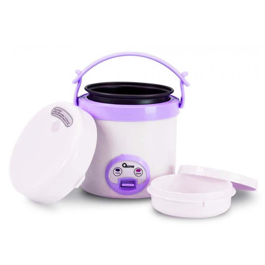 OX-182 | CUTE Rice Cooker Oxone 0.3 Lt - Ungu