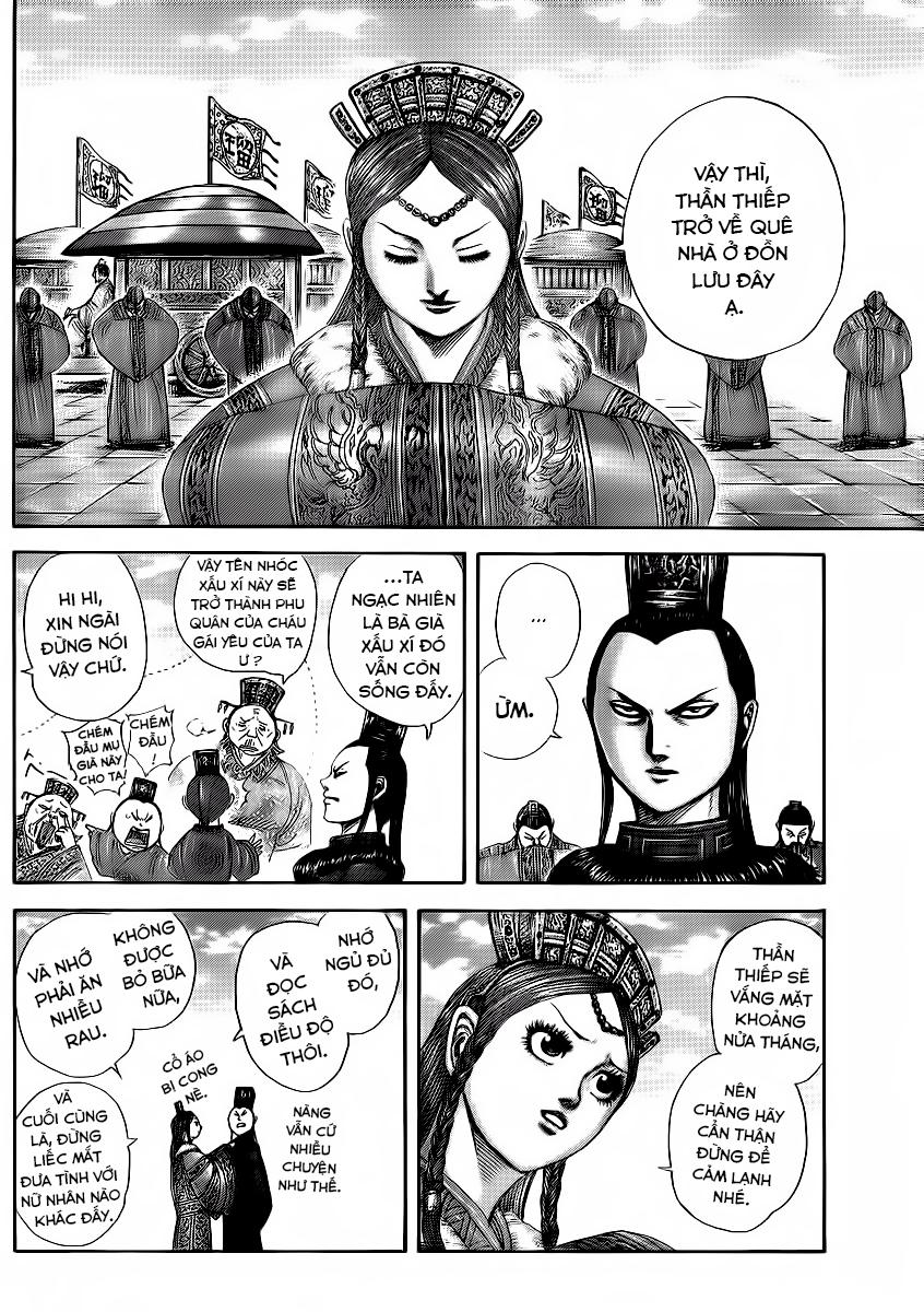 Kingdom – Vương Giả Thiên Hạ (Tổng Hợp) chap 369 page 5 - IZTruyenTranh.com