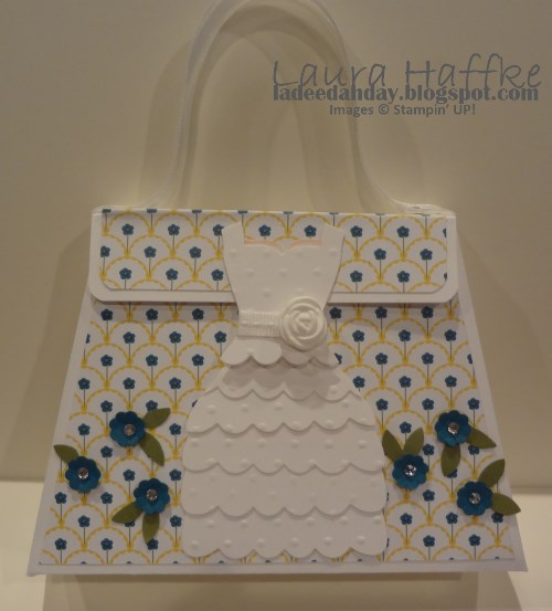 Wedding Gift Card Shower : Its a La Dee Dah Day!: BRIDAL SHOWER GIFT CARD PURSE