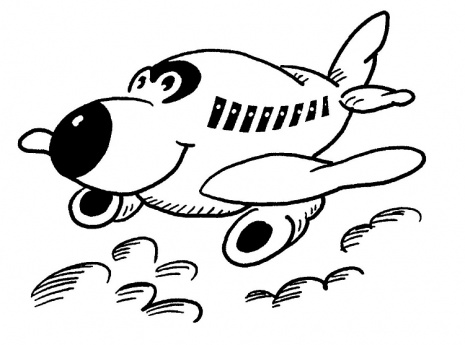 Coloring Pages United States : Coloring pages for kids airplane coloring pages