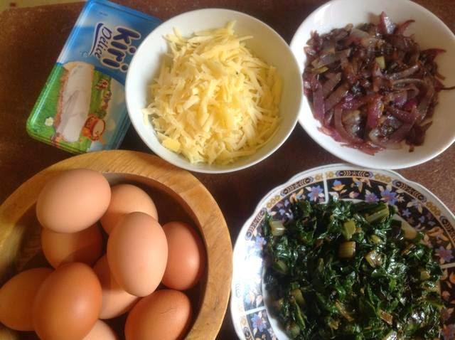 Recette des omelettes surprises