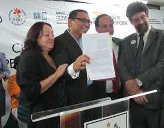 Centro de Referência da Cidadania LGBT é inaugurado em Niterói, RJ (Foto: Divulgação)