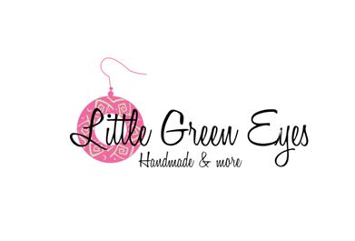 Little Green Eyes - Handmade