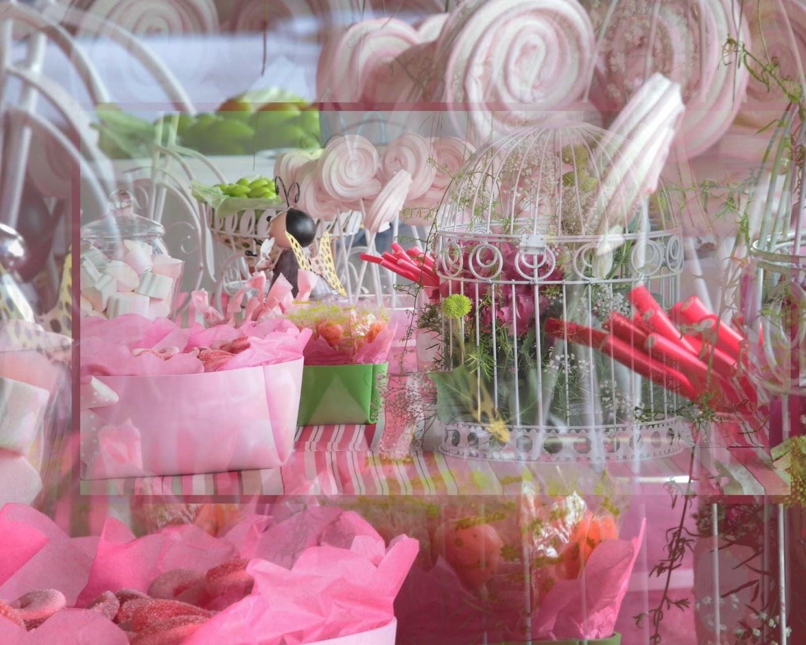 Mesa dulces para fiestas clasf hawaii dermatology pictures - Adornos con chuches ...