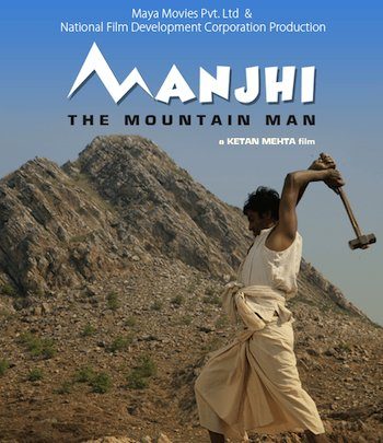 Manjhi The Mountain Man 2015 Hindi Full Movie