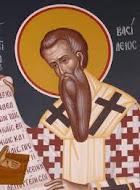 Άγιος Βασίλειος Αρχιεπίσκοπος Καισαρείας Καππαδοκίας