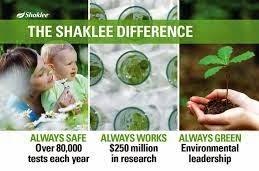 Shaklee Motto