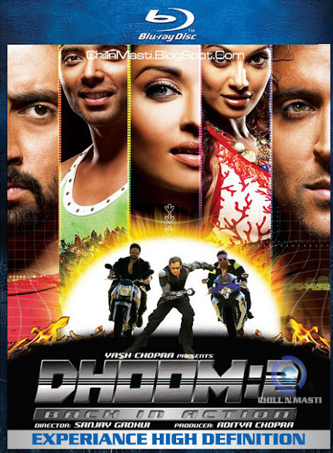 Dhoom 2 2006 BRRip 720p