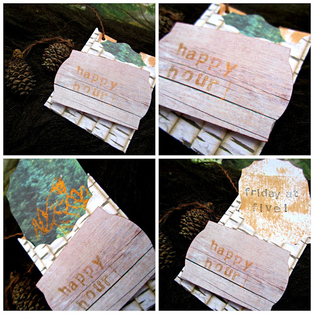 Fizzy Party's Big Foot Cocktail Party Invitation