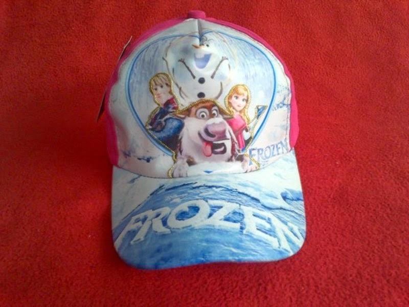 Gambar topi disney frozen untuk anak