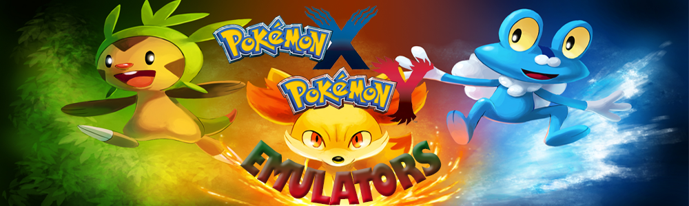 Pokemon X and Y Emulator PC