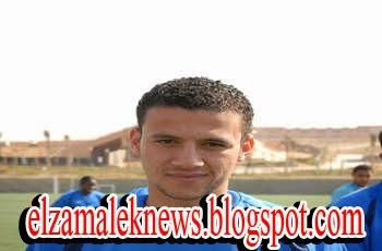 أحمد عبدالظاهر مهاجم الأهلي الدولي السابق