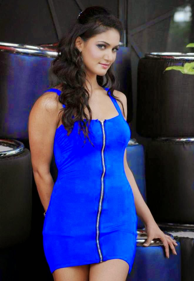 Mukti Mohan Short Sleeve A Line Dress Photos