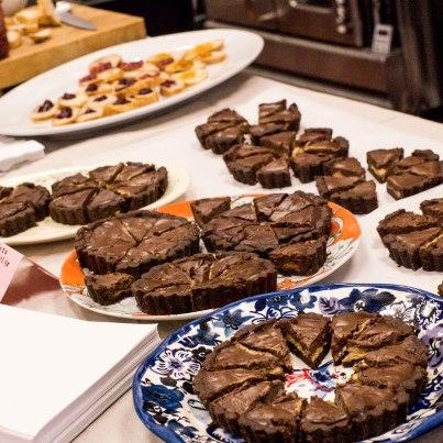 chocolate chambord ganache