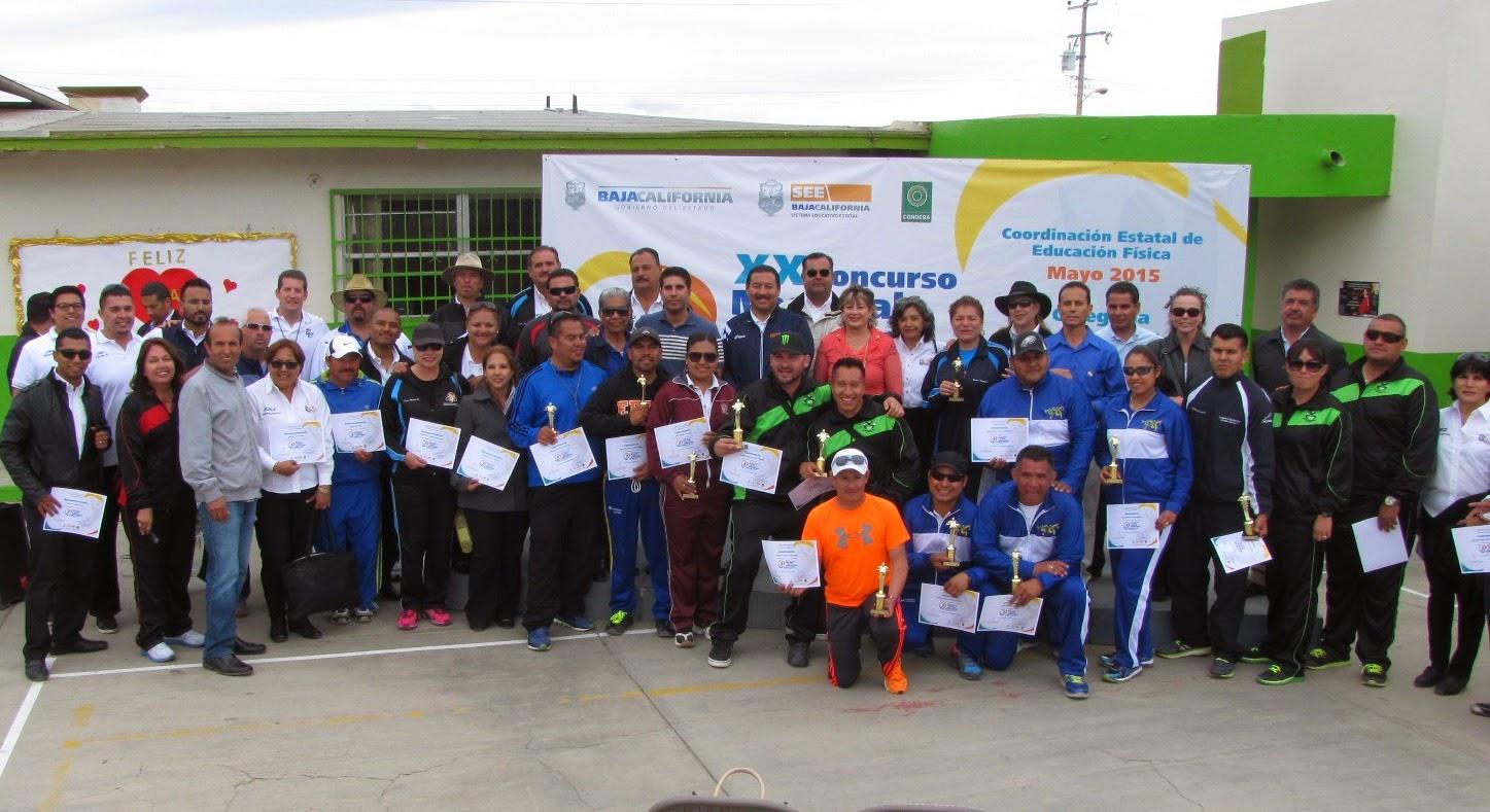 Educaci n bc maestros de bc en concurso nacional de for Concurso para maestros