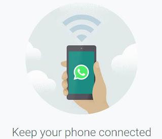 Amankah akun whatsapp via web di PC ?