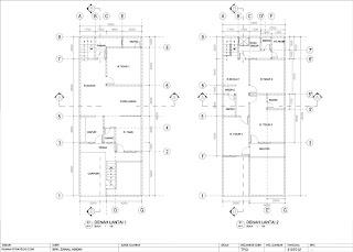 Rumah 3 Tingkat 6x6