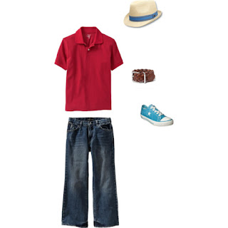 Perfect Wardrobe ideas for boys